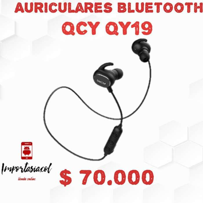 Auriculares Bluetooth Qcy Qy19