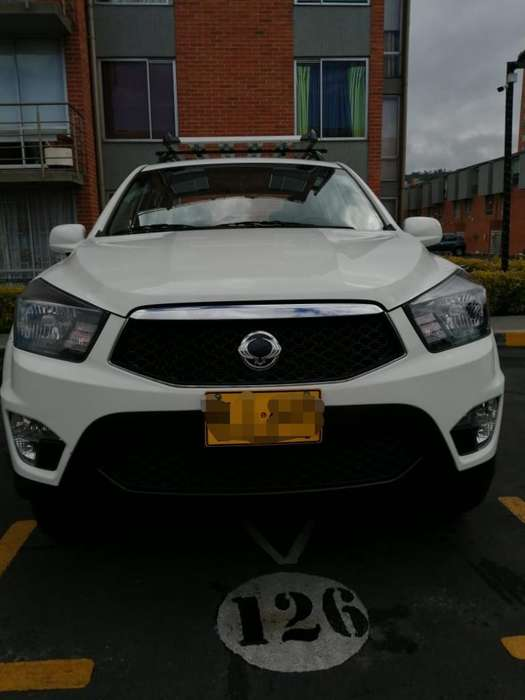 Ssangyong Actyon 2015 - 55000 km