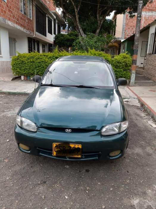 <strong>hyundai</strong> Accent 1998 - 261000 km