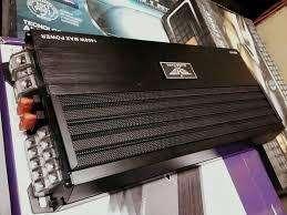 vendo amplificador amplificador black hawk 800w