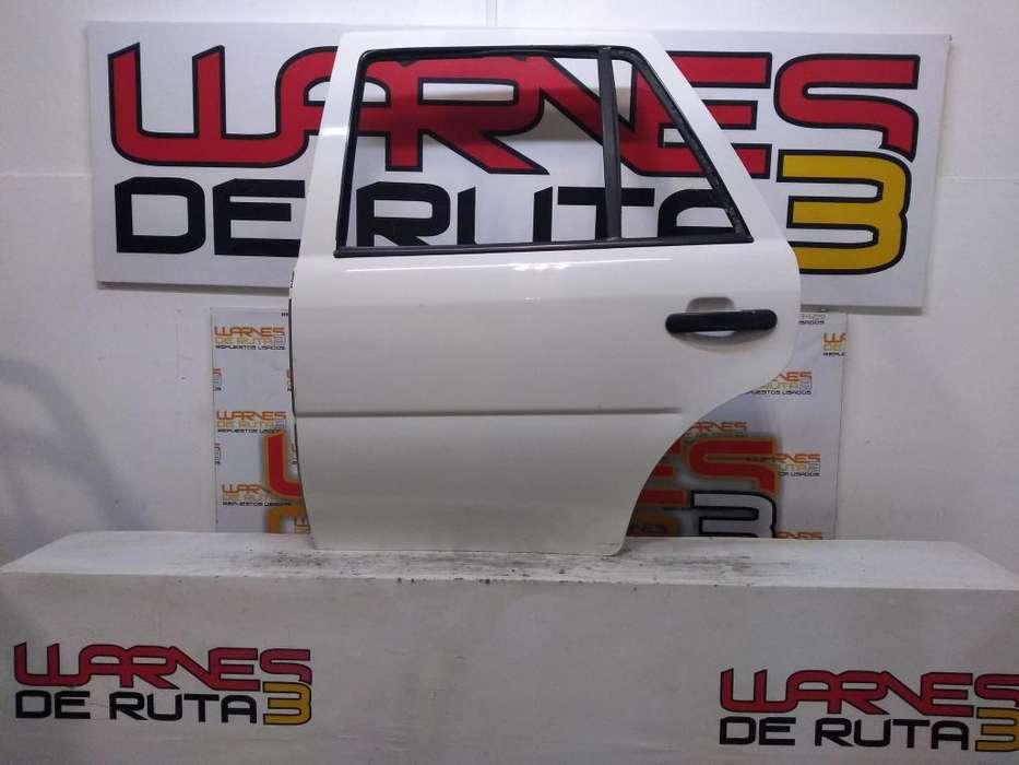 Puerta Trasera Izquierda Volkswagen Gol 02992620