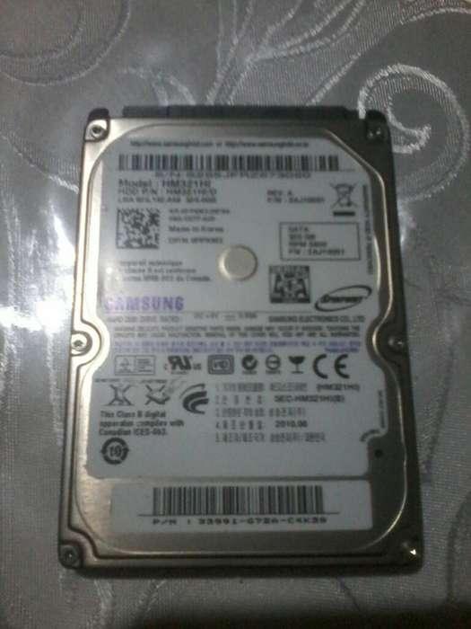 Disco Duro de Laptop 320 Gb Nuevo