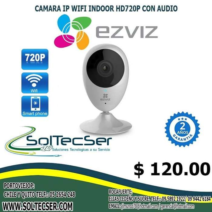 Cámara Ip Wi Fi Independiente