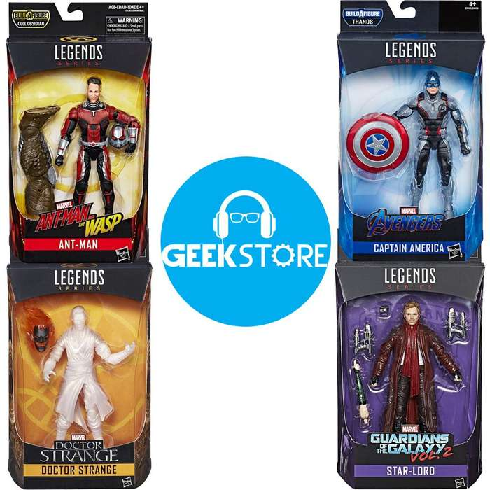 e58d482cac Figuras Marvel Legends ORIGINALES  strong iron  strong  Man Ant-Man