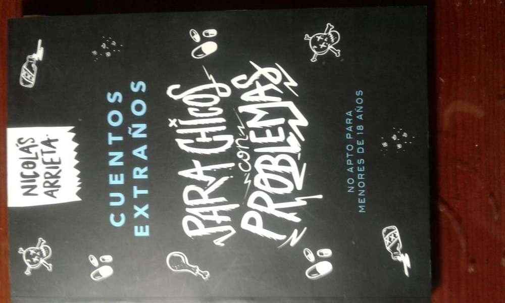 Libro Cuentos extraños para chicos con problemas