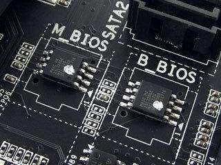 Grabado y recuperacion de BIOS