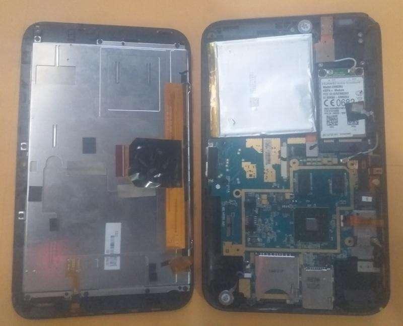 PANTALLA LCD Y PLACA DE TABLET DELL M02M - REPUESTOS