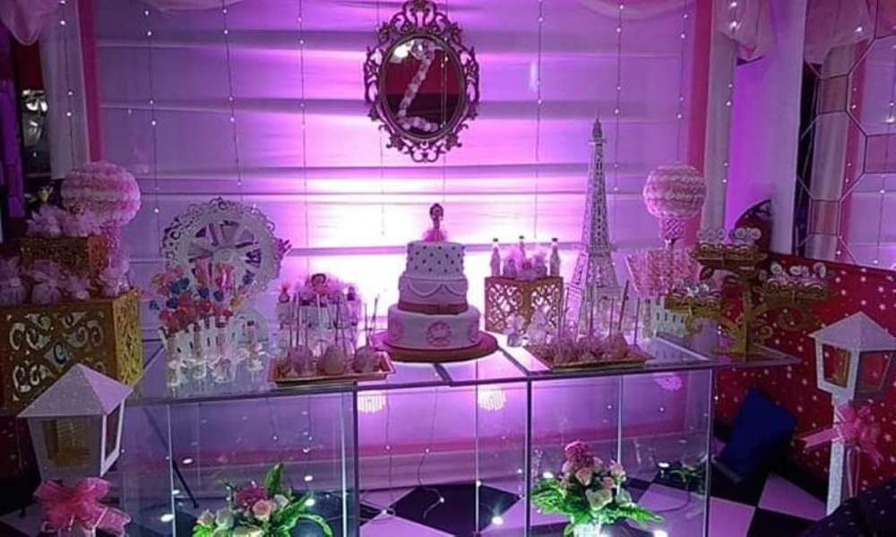 Decoración de Eventos Fiestas Cumpleaños