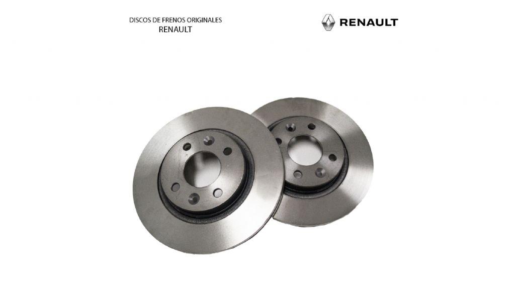 Repuesto original Renault Discos de Freno