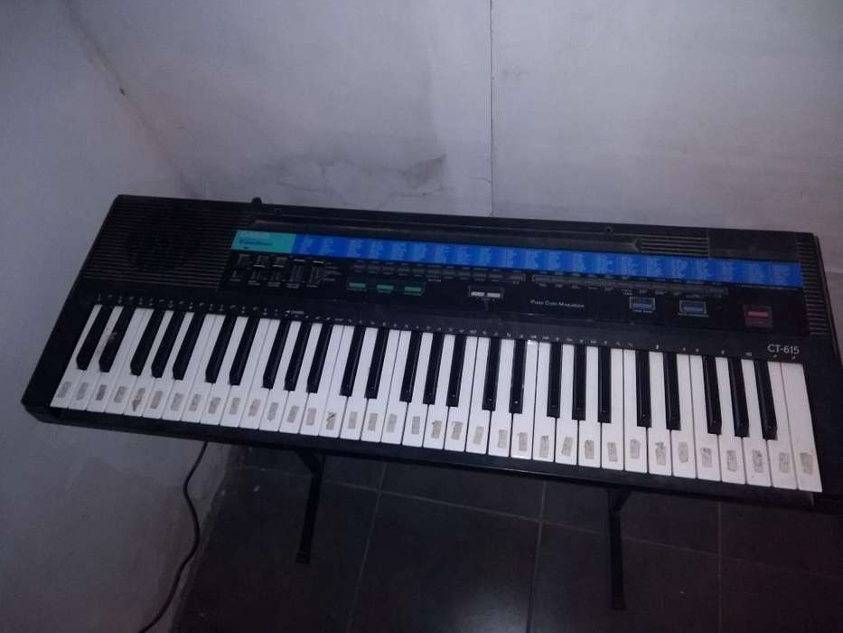 Vendo Teclado Casio Ct-615