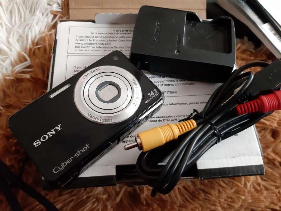 Vendo Camara Sony