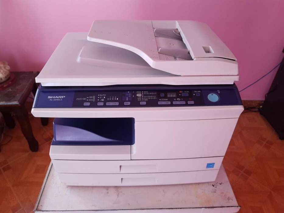 Vendo Fotocopiadora Marca SHARP AL2040CS