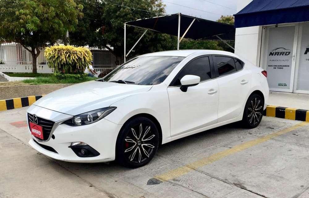 Mazda Mazda 3 2015 - 28856 km
