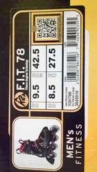 Rollers talle 42.5, muy poco uso, en caja original