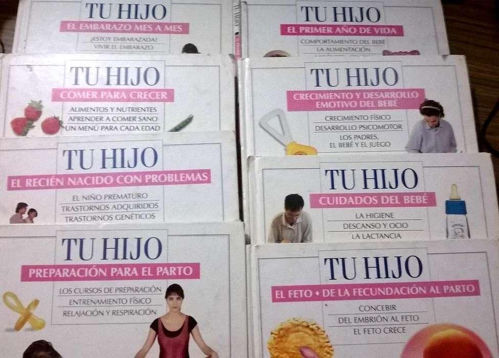 Enciclopedia de Maternidad TU HIJO Lo que toda madre y padre deben saber 8 Libros por solo 20,000 Fusagasugá Silvania