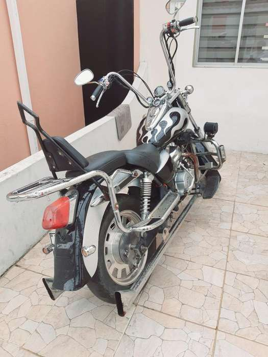 Moto Tipo <strong>harley</strong> 200cc