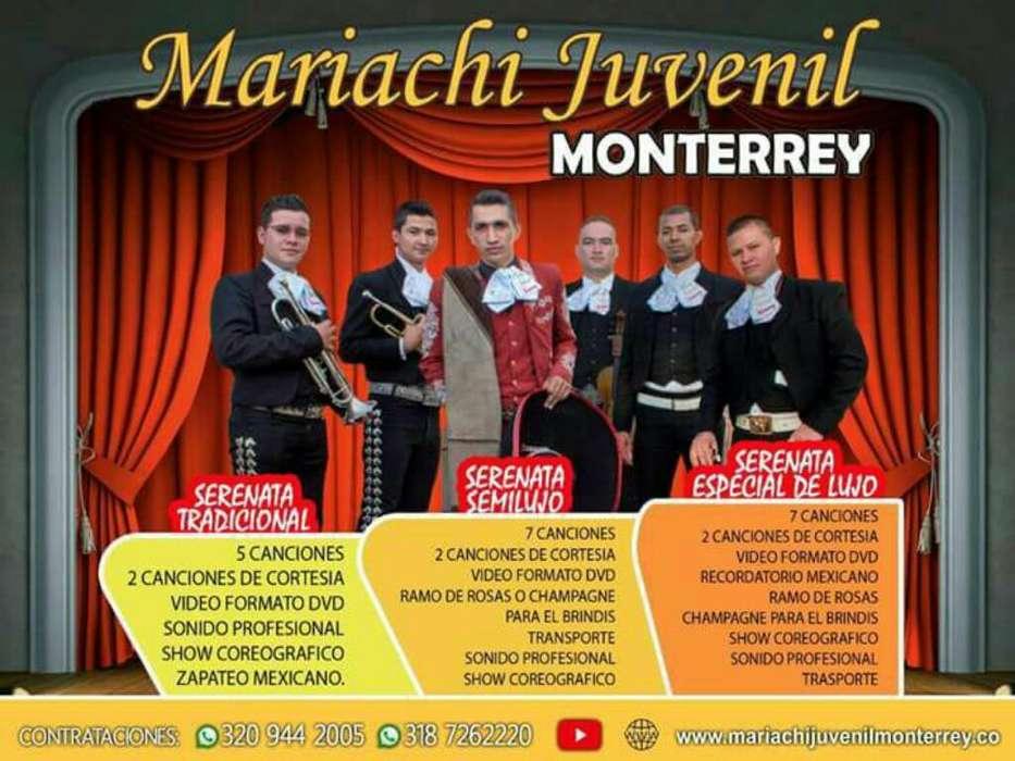 Mariachi Juvenil Monterrey 3209442005