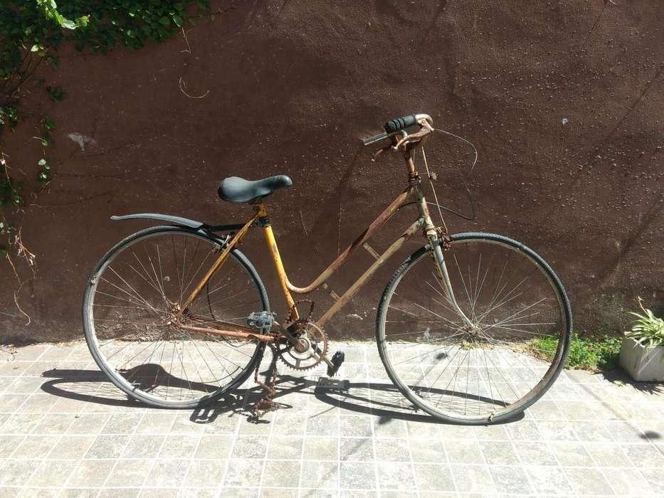 Bicicleta Vintage rod 28 ideal Fixie restaurar