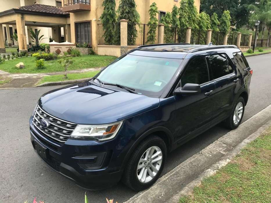 Ford Explorer 2016 - 79000 km