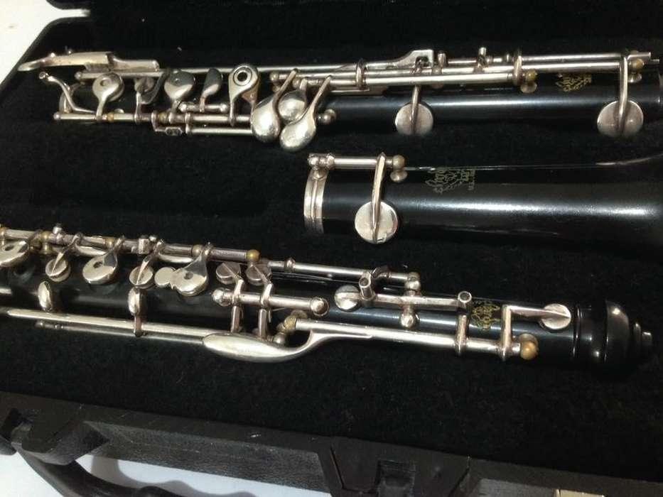 oboe LINTON USA modelo PARIS