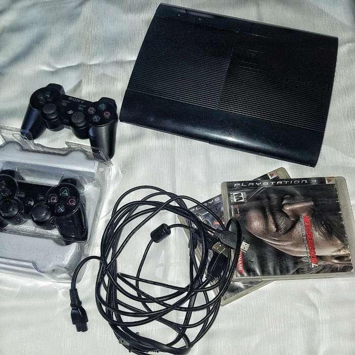 Playstation 3 Seminuevo Estado 9 de 10