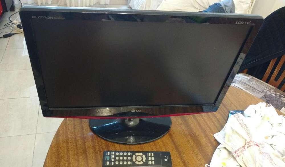 Vendo Tv Monitor Lg 24 Pulg