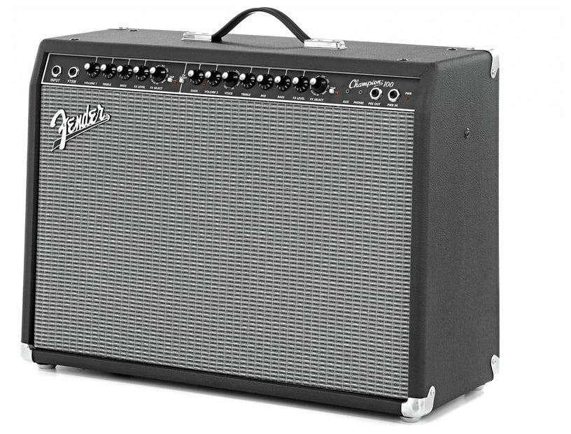 Amplificador Guitarra Electrica Fender Champion 100