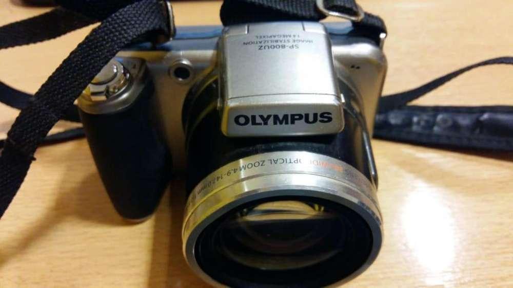 VENDO CAMARA OLYMPUS SP800UZ