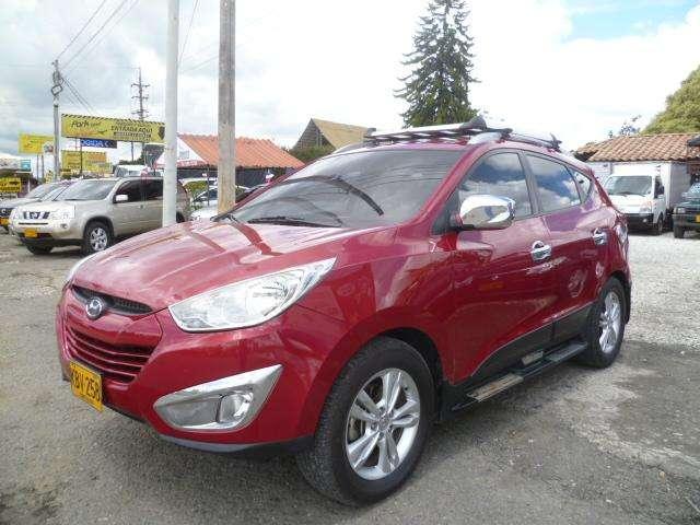 Hyundai Tucson ix-35 2011 - 101856 km
