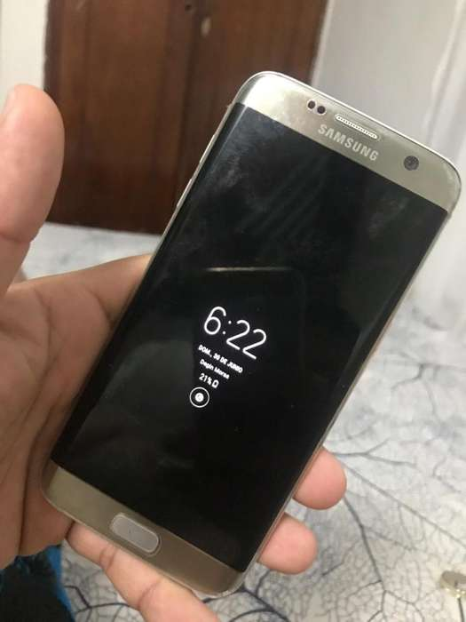 Vendo Galaxy S7 Edge Perfecto Estado 32g