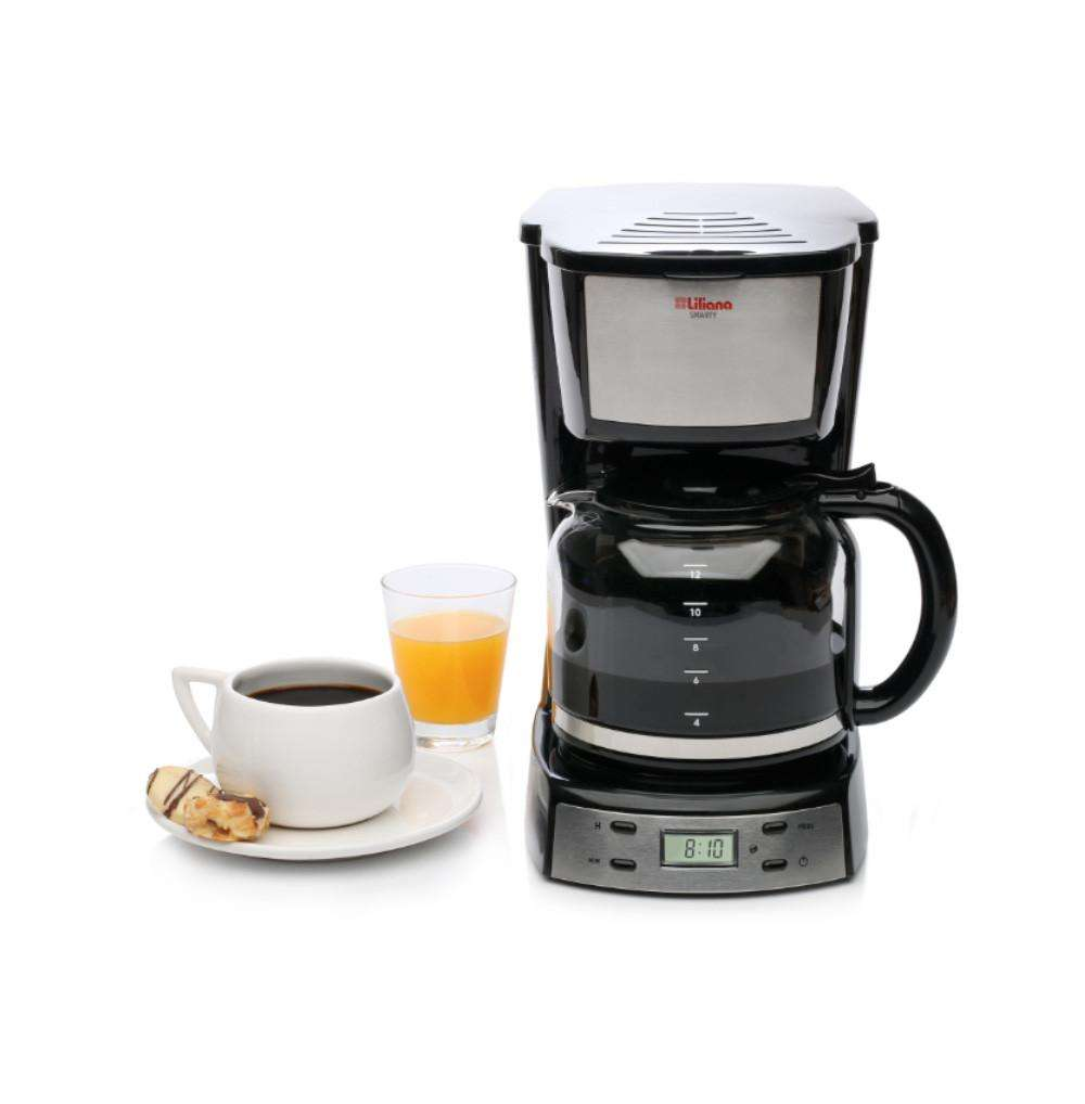 Cafetera Liliana Smarty AC964 Digital conTimer