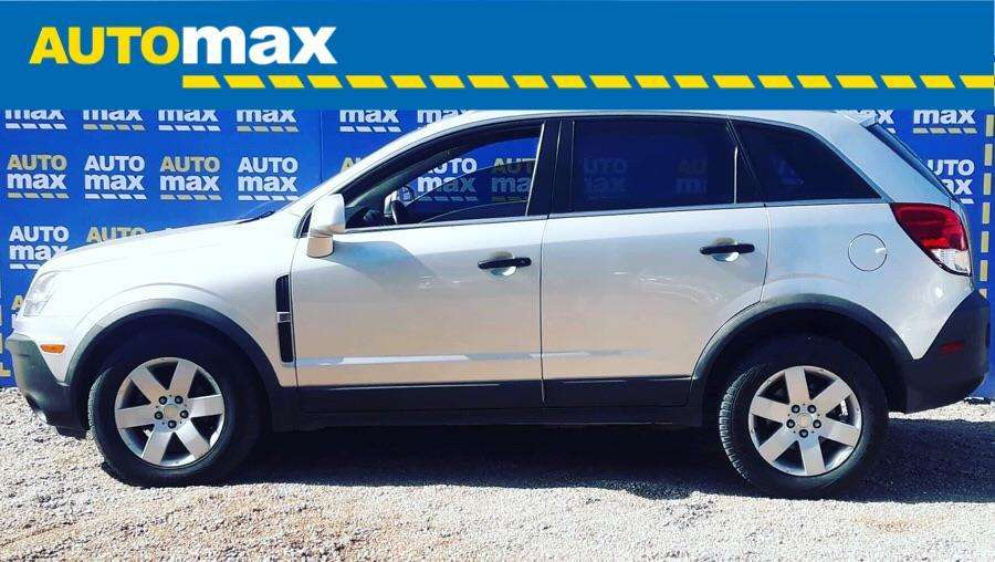 Chevrolet Captiva 2012 - 80000 km