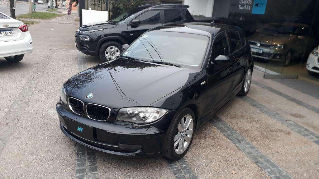 BMW 120 D 5 ptas 2009 Entrega 320.000  cuotas