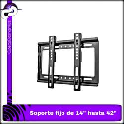 SOPORTE FIJO PARA TV 14 A 42