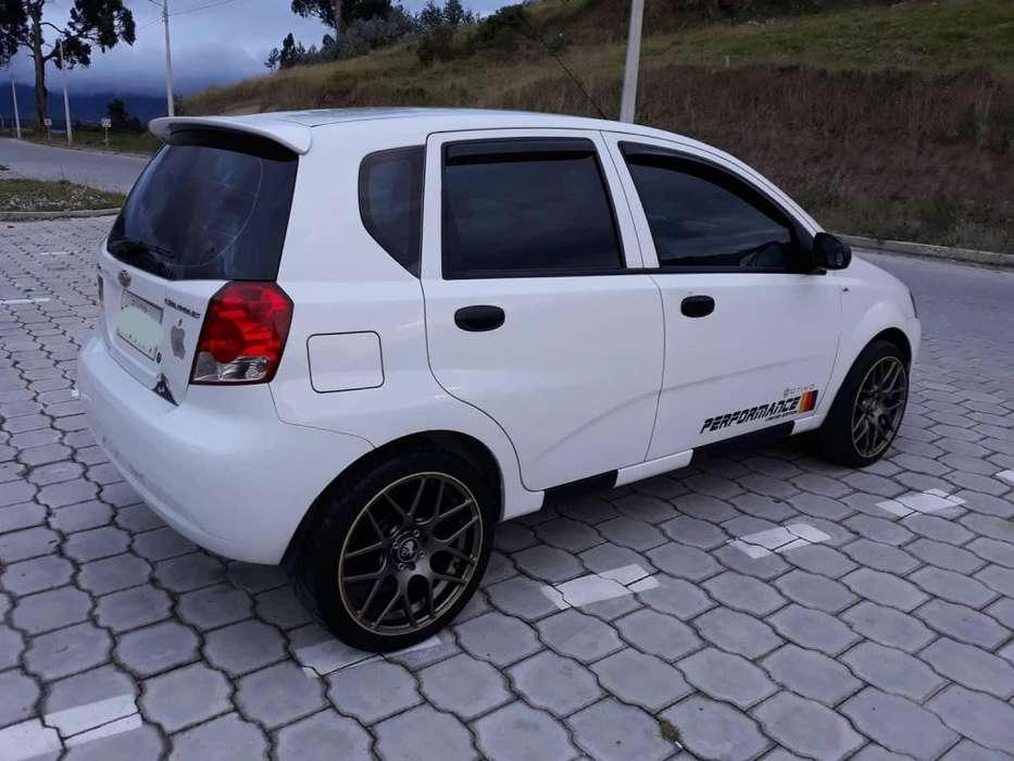 Chevrolet Aveo 2009 - 46846 km