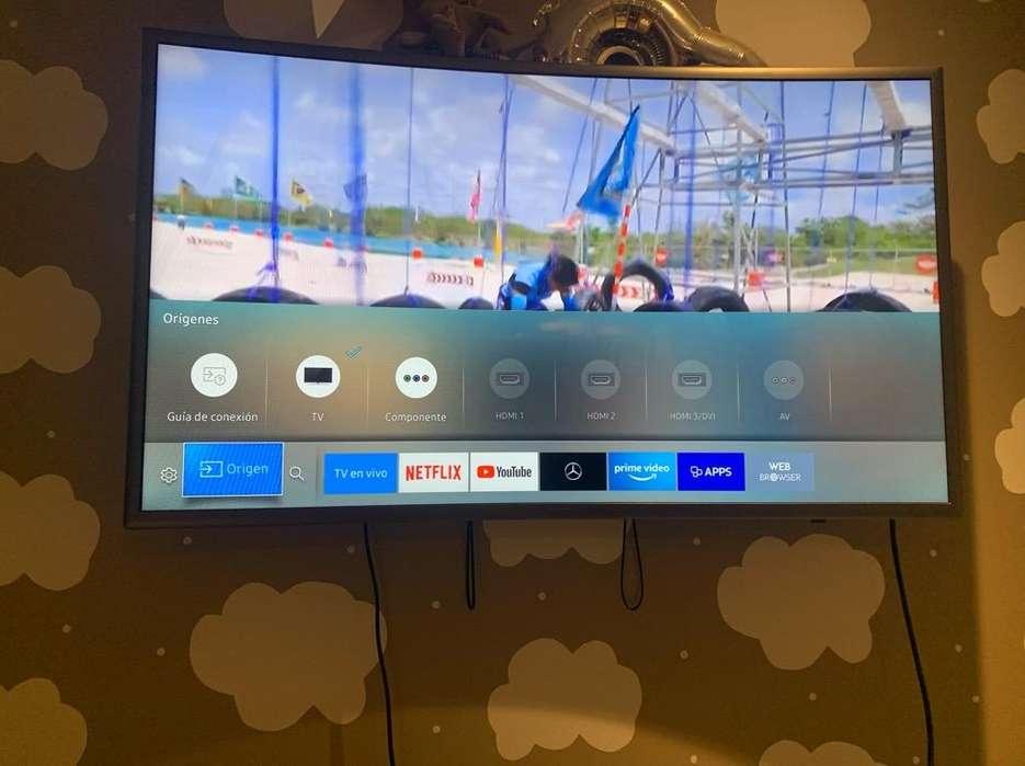 <strong>televisor</strong> Curvo Samsung Smart 32 Pulgada