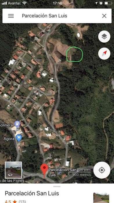 Vendo o cambio terreno km 8 Loma Escobero, 2.600 metros.