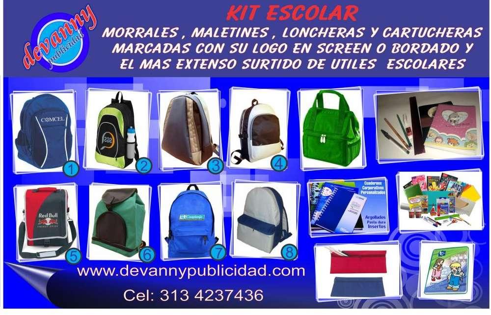 461073b98 Morrales Escolares y Maletines Publicitarios directos de fabrica 313  4237436 Llámenos Ya, Despachos a toda