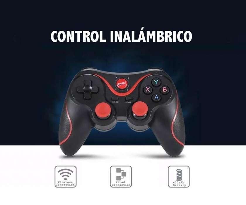 CONTROL INALAMBRICO GAME PAD PARA CELULAR ANDROID MODELO 2020