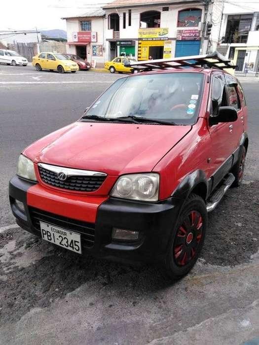 Zotye Jeep 2009 - 18500 km