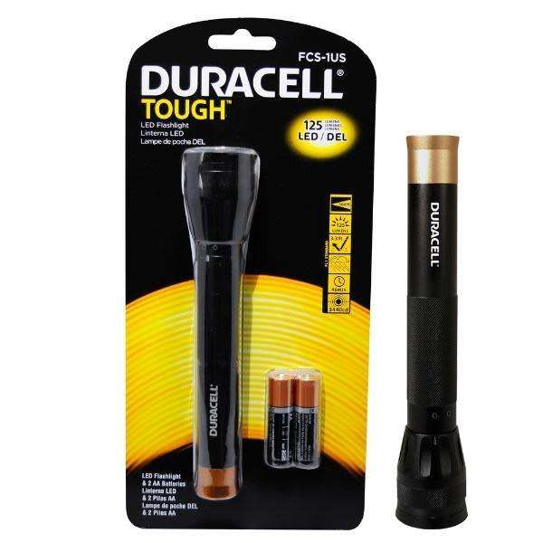 Linterna Resistente Enfoque Reffcs1us Duracell