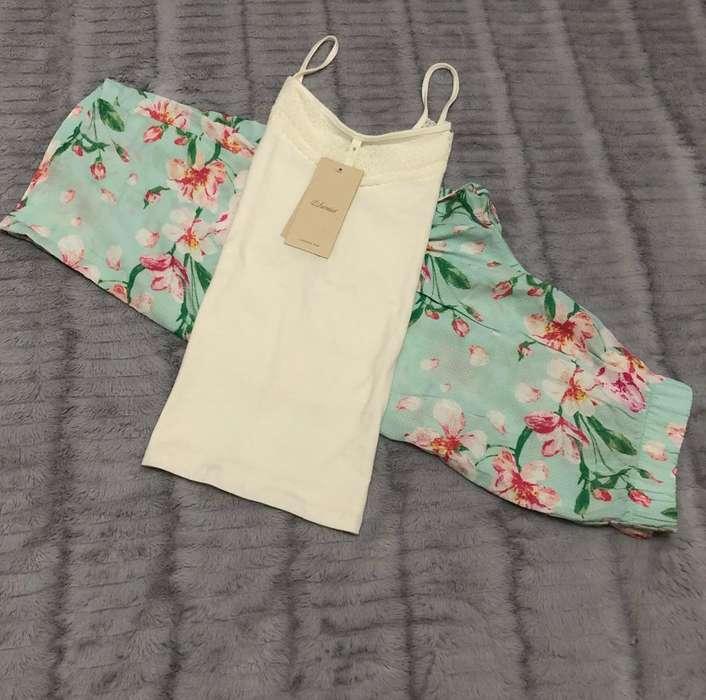 Pijama Dama Leonisa talla M