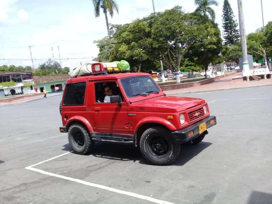 Chevrolet Samurai 1992 - 0 km