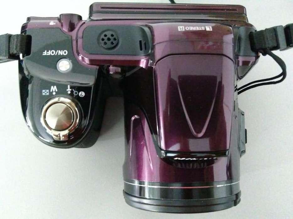 Ganga!!!! Camara Nikon L830 Semiprofesional