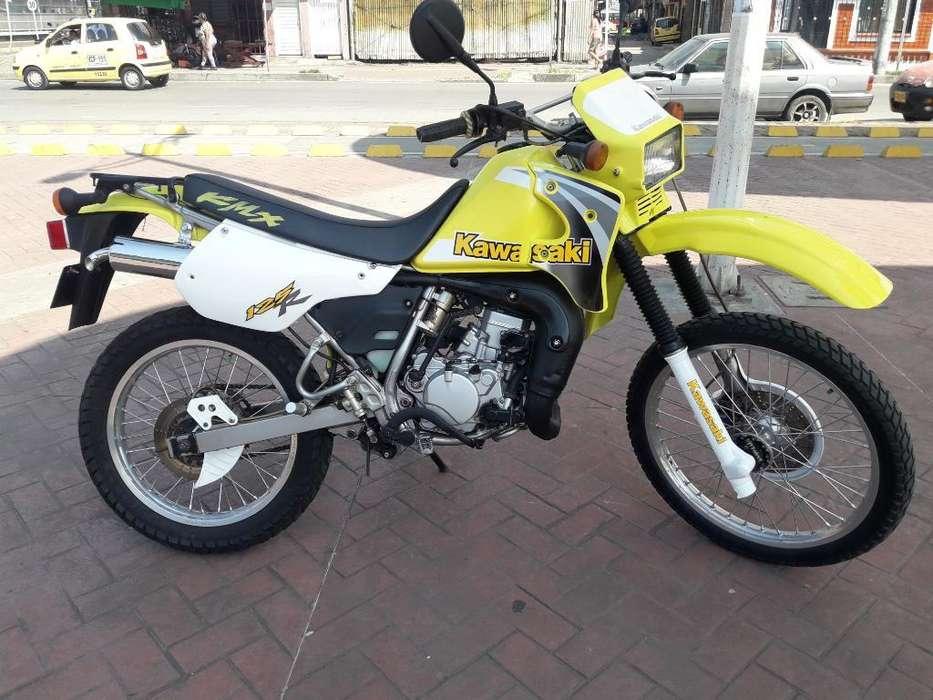 Kmx 125 Mod 2005 Al Dia