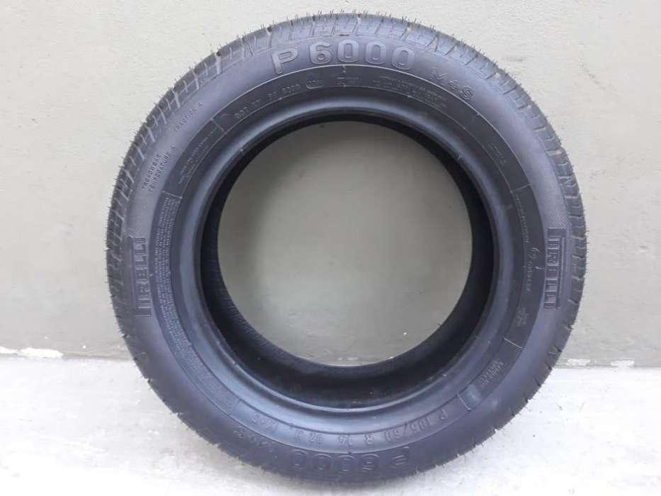 Neumático Pirelli P6000 Sin uso