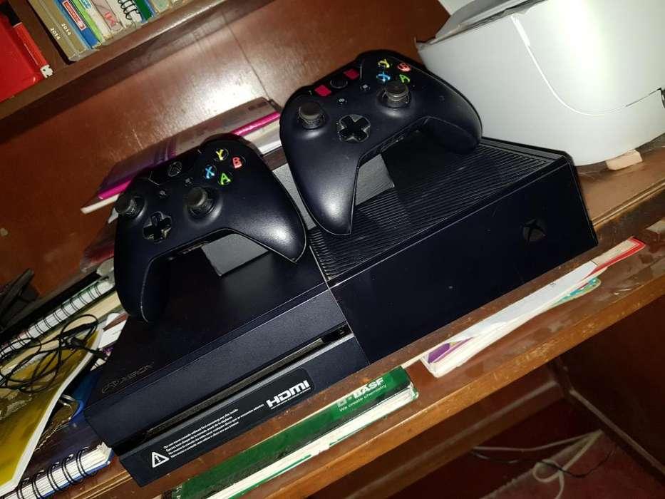 Se Vende O Se Cambia Xbox One de 500 Gb