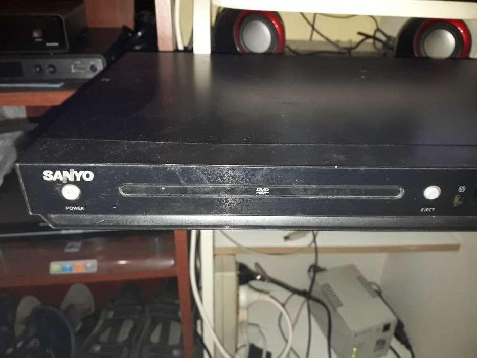 Dvd Sanyo Funcionando sin Control