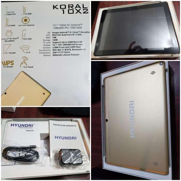 Tablet Hyundai Nueva
