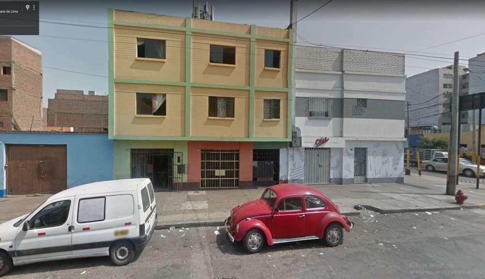 Vendo Local Comercial 1er piso Breña cerca JesusMaria/PuebloLibre